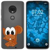 Motorola Moto G7 Silicone Case Cutiemals M8