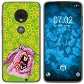 Motorola Moto G7 Plus Silikon-Hülle Ostern  M5