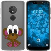Motorola Moto G7 Play Silicone Case Cutiemals M3