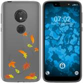 Motorola Moto G7 Play Silicone Case autumn M1