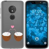 Motorola Moto G7 Play Silicone Case summer M3