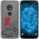 Motorola Moto G7 Play Silicone Case Chinese Zodiac M1