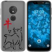 Motorola Moto G7 Play Silicone Case Chinese Zodiac M2