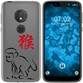 Motorola Moto G7 Play Silicone Case Chinese Zodiac M9