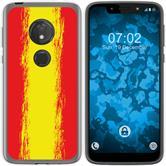 Motorola Moto G7 Play Silikon-Hülle WM  M11