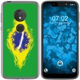 Motorola Moto G7 Play Silicone Case WM Brazil M3
