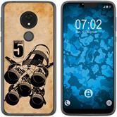 Motorola Moto G7 Power Silicone Case  M3