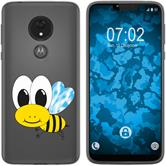 Motorola Moto G7 Power Silicone Case Cutiemals M1