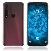 Silicone Case Moto G8 Plus crystal-case Crystal Clear Cover
