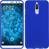 Silicone Case Mate 10 Lite matt blue Case