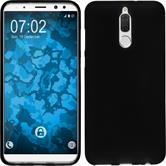 Silicone Case Mate 10 Lite matt black Case