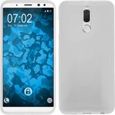 Silicone Case Mate 10 Lite matt white Case