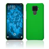 Hardcase Mate 30 Lite rubberized green Cover