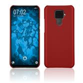 Hardcase Mate 30 Lite rubberized red Cover