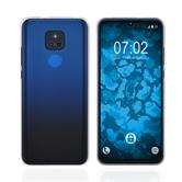 Silicone Case Motorola G Play (2021) crystal-case Crystal Clear Cover