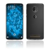 Silicone Case Moto Z4 transparent Crystal Clear Cover