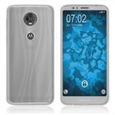 Silicone Case Moto E5 Plus transparent Crystal Clear Case