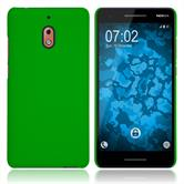 Hardcase Nokia 2.1 rubberized green Cover