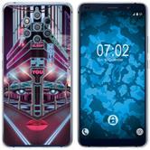 Nokia 9 PureView Silicone Case Retro Wave M5