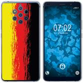 Nokia 9 PureView Silicone Case WM Germany M6