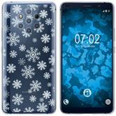 Nokia 9 PureView Silicone Case Christmas X Mas M2