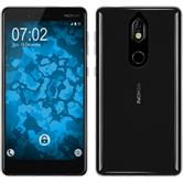Silicone Case Nokia 7 transparent Crystal Clear Case