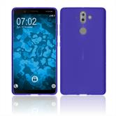 Silicone Case Nokia 9 matt purple Case
