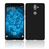 Silicone Case Nokia 9 matt black Case