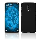 Hardcase OnePlus 6T rubberized black Cover