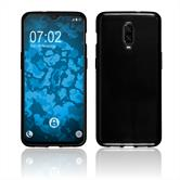 Silicone Case OnePlus 6T  black Cover
