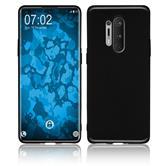 Silicone Case OnePlus 8 Pro  black Cover