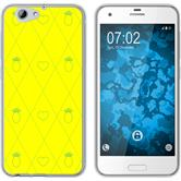 HTC One A9s Silicone Case summer M1