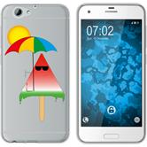 HTC One A9s Silicone Case summer M6