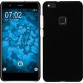Hardcase P10 Lite rubberized black