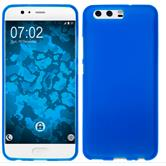 Silicone Case P10 Plus matt blue Case