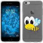 Apple iPhone 6 Plus / 6s Plus Silikon-Hülle Cutiemals Motiv 1