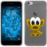 Apple iPhone 6 Plus / 6s Plus Silikon-Hülle Cutiemals  M7