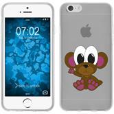 Apple iPhone 6s / 6 Silikon-Hülle Cutiemals Motiv 3