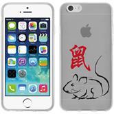 Apple iPhone 6s / 6 Silikon-Hülle Tierkreis Chinesisch  M1