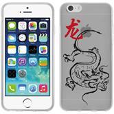 Apple iPhone 6s / 6 Silikon-Hülle Tierkreis Chinesisch  M5
