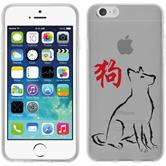 Apple iPhone 6 Plus / 6s Plus Silikon-Hülle Tierkreis Chinesisch Motiv 11