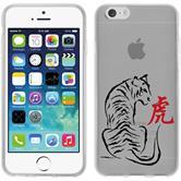 Apple iPhone 6 Plus / 6s Plus Silikon-Hülle Tierkreis Chinesisch Motiv 3