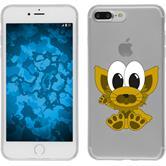 Apple iPhone 7 Plus Silikon-Hülle Cutiemals Motiv 7