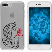 Apple iPhone 8 Plus Silicone Case Chinese Zodiac M3