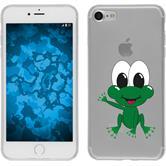 Apple iPhone 7 Silikon-Hülle Cutiemals Motiv 2