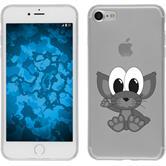 Apple iPhone 7 Silikon-Hülle Cutiemals Motiv 5
