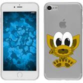 Apple iPhone 7 Silikon-Hülle Cutiemals Motiv 7
