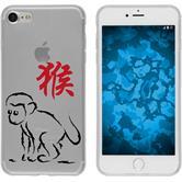 Apple iPhone 7 / 8 Silikon-Hülle Tierkreis Chinesisch  M9