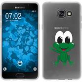 Samsung Galaxy A5 (2016) A510 Silikon-Hülle Cutiemals Motiv 2