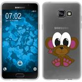 Samsung Galaxy A5 (2016) A510 Silikon-Hülle Cutiemals Motiv 3